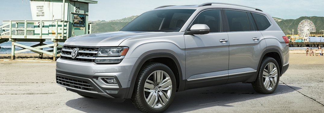 Exploring the Safety Features of the 2019 Volkswagen Atlas