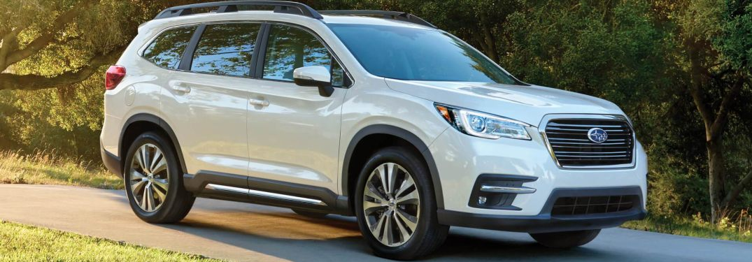 What's new in the 2020 Subaru Ascent?