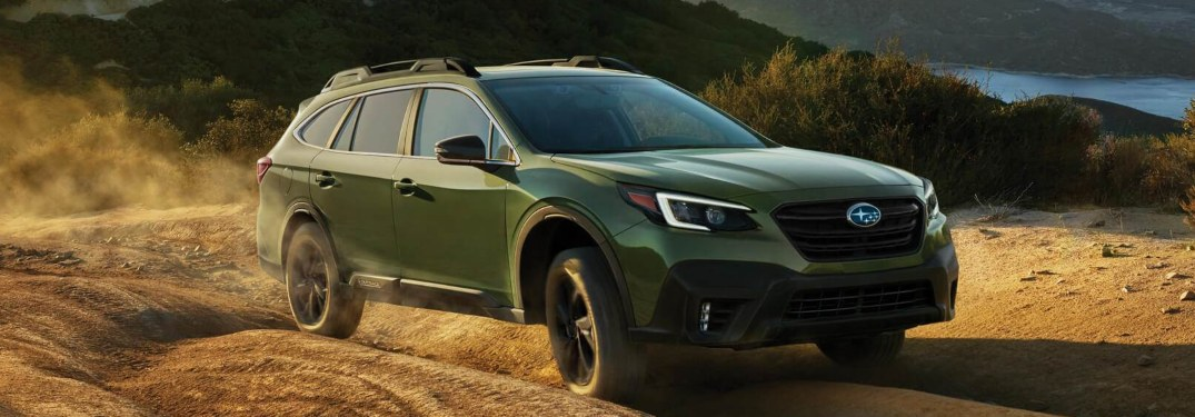 List of 2020 Subaru Outback Interior Comfort Features