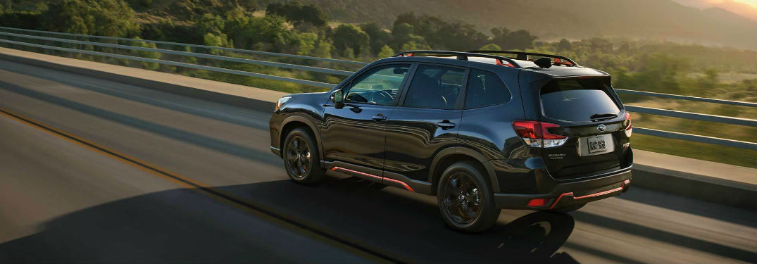 How comfortable is the 2020 Subaru Forester?