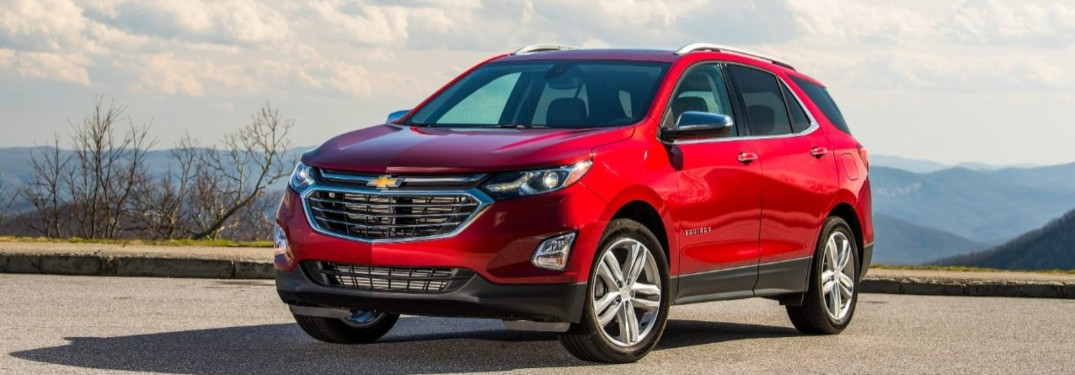 How has the 2020 Chevrolet Equinox changed for 2020?