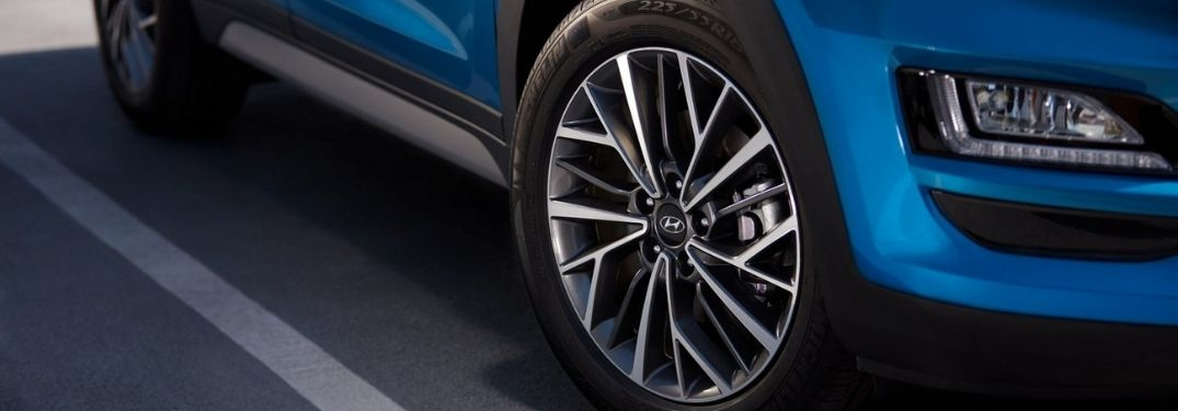 Top 5 Reasons To Buy Tires at Hyundai of Albany