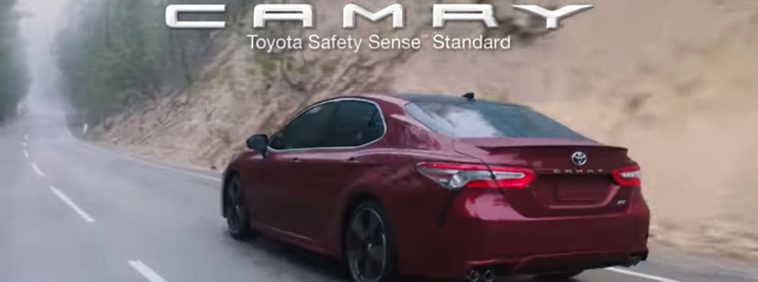 Official Toyota commercial: Wonder for the 2018 Camry