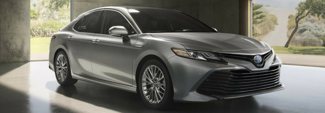 What are the Safety Features of the 2018 Toyota Camry?
