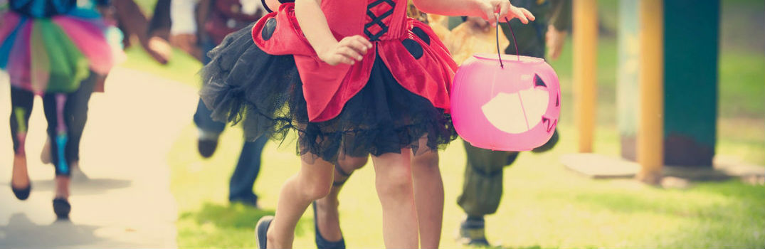 When is trick-or-treating in Knoxville TN and the surrounding area?