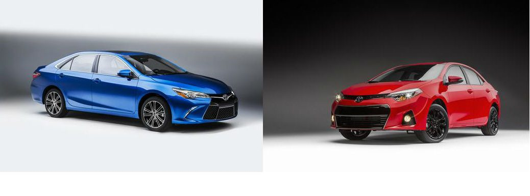 Special Edition Camry specs