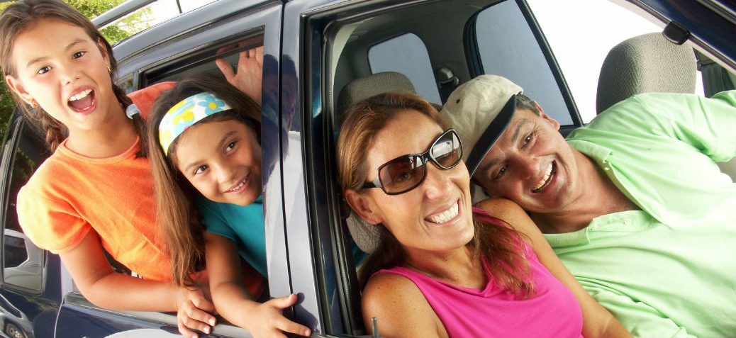 Traveling with kids no electronics