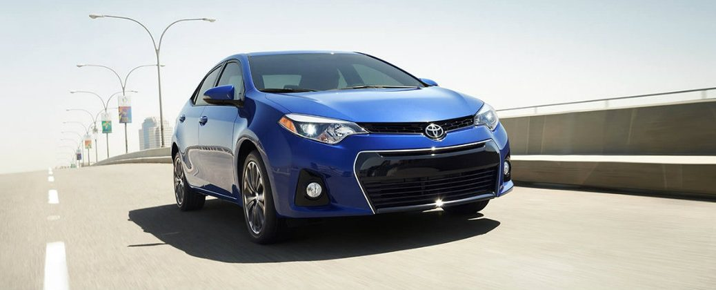 2016 Corolla Safety Features