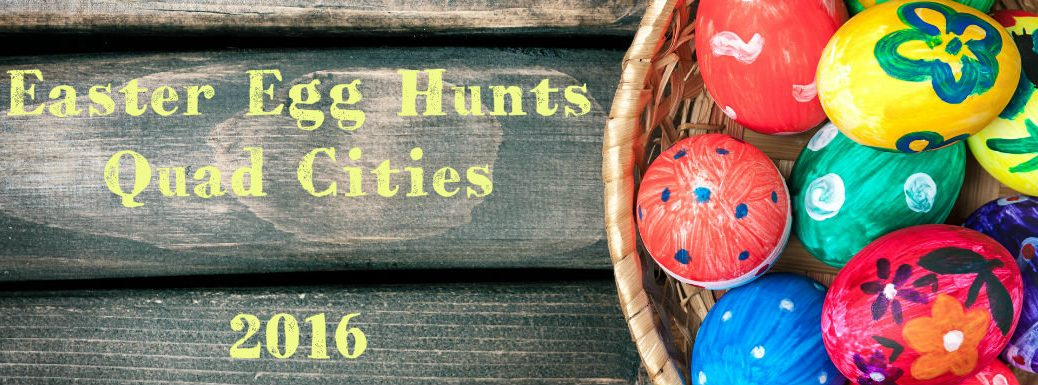 2016 Easter Egg Hunts Moline IL Davenport IA