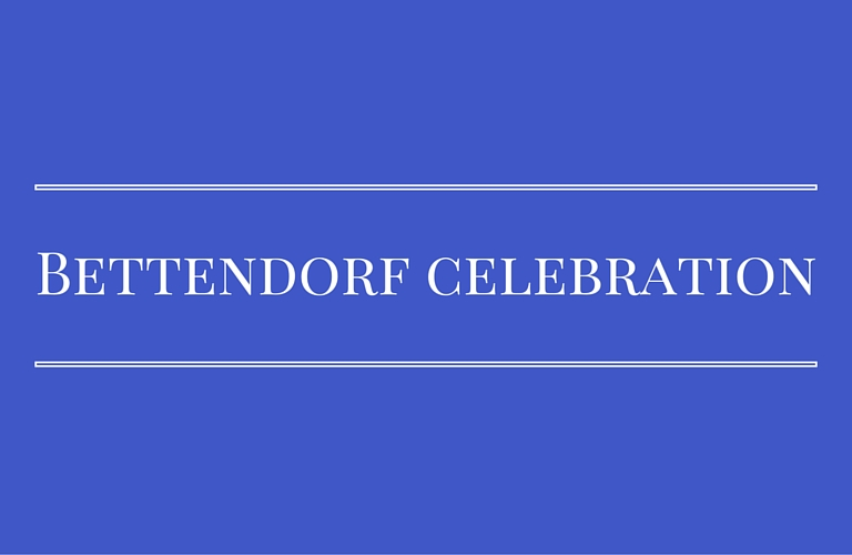 Bettendorf 4th of July celebration event link