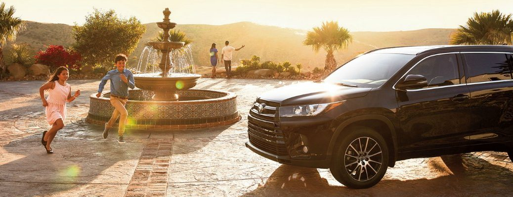 2017 Toyota Highlander Quad Cities