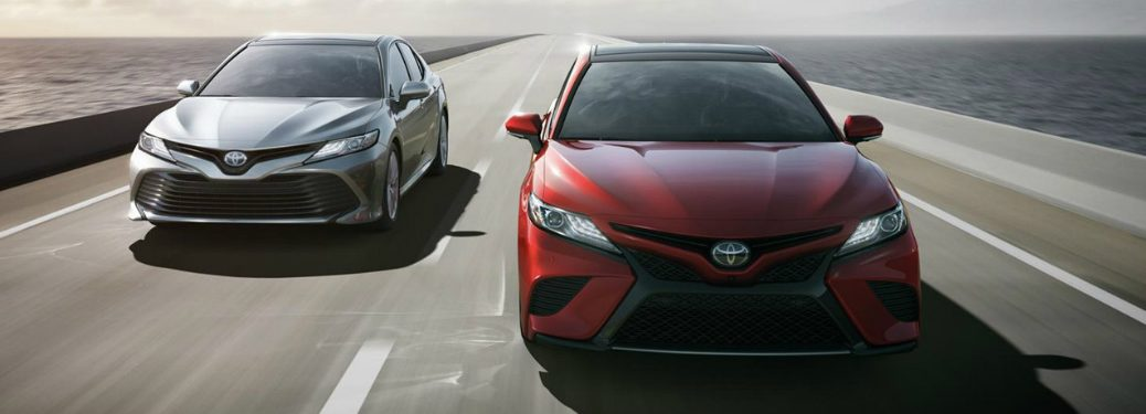 Top 6 Videos That Will Make You Want to Drive the 2018 Toyota Camry