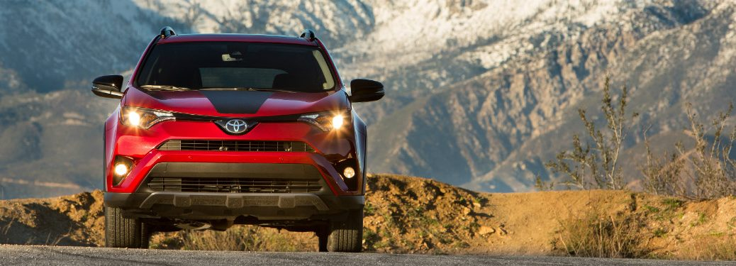 2018 Toyota RAV4 Adventure Pricing and Features