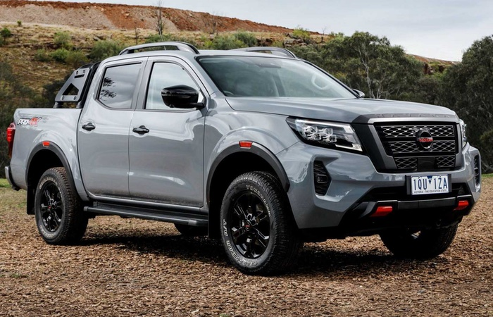 The Nissan Navara could be the twin of the new Frontier