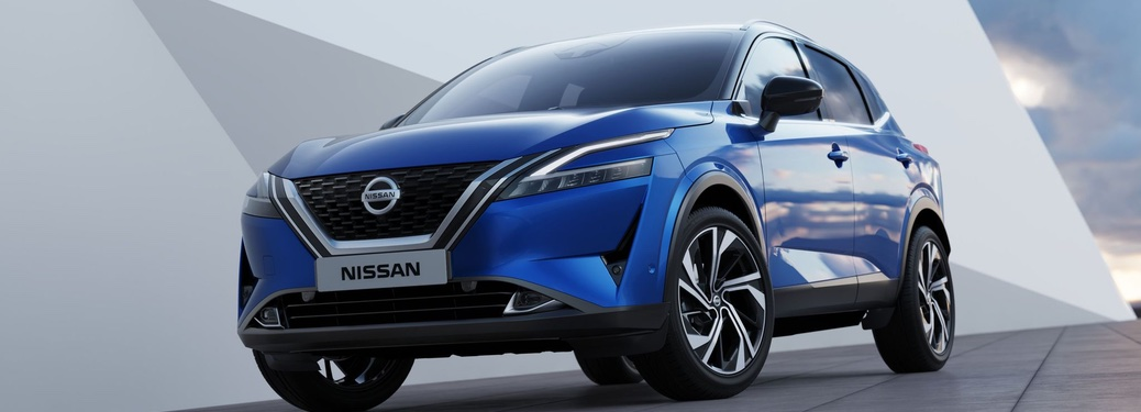 Potential Look for 2022 Nissan Rogue Sport