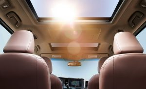2015 Toyota Sienna best 3-row vehicle for families interior