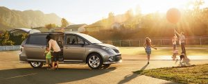 2015 Toyota Sienna best three-row vehicle for families