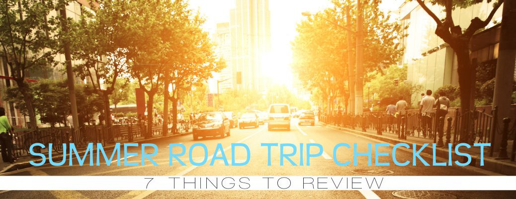 how to make sure your vehicle is ready for a California summer road trip Toyota Vacaville