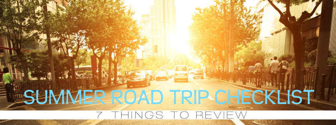 How to make sure your vehicle is ready for a summer road trip