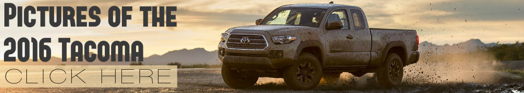 pictures of 2016 Toyota Tacoma