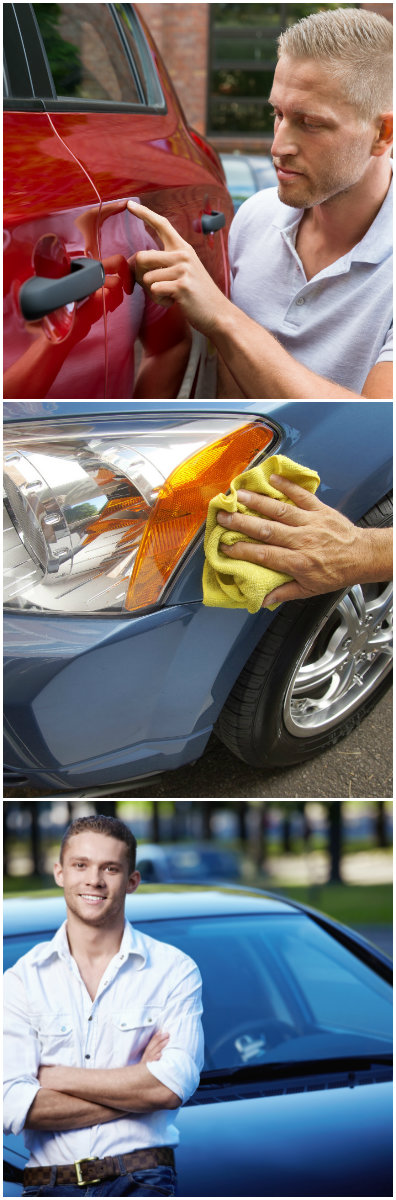 preparing your vehicle to sell