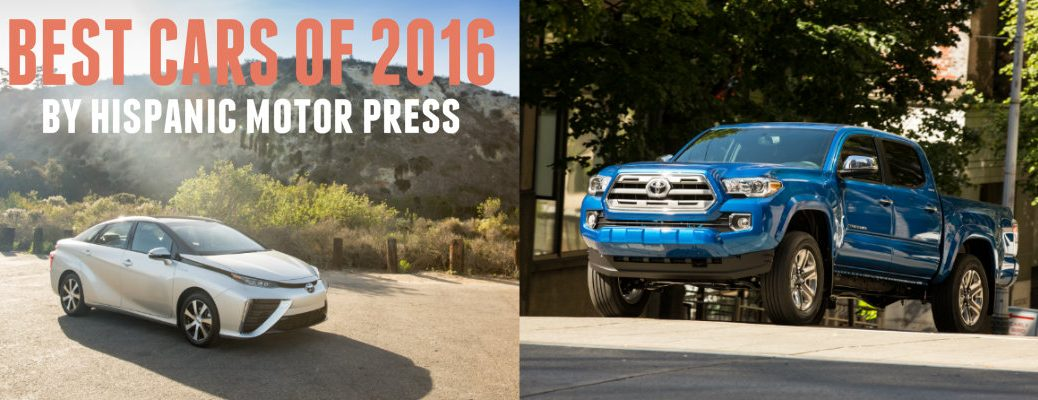 Toyota receives awards from Hispanic Motor Press