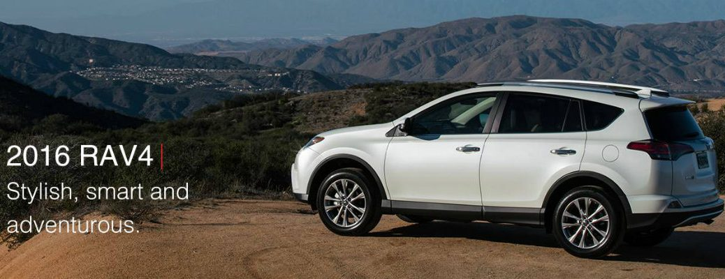 2016 Toyota RAV4 now available in Vacaville CA