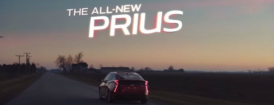 The Longest Chase 2016 Toyota Prius Super Bowl commercial