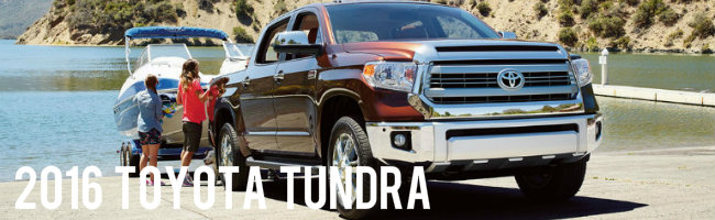 learn more about 2016 Toyota Tundra