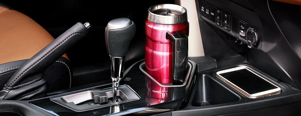 ways to use your car cup holders