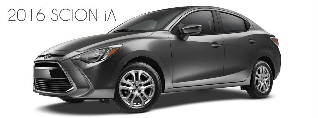 learn more about 2016 Scion iA