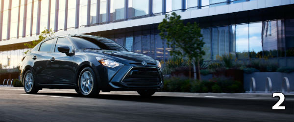 Scion iA becoming part of Toyota lineup