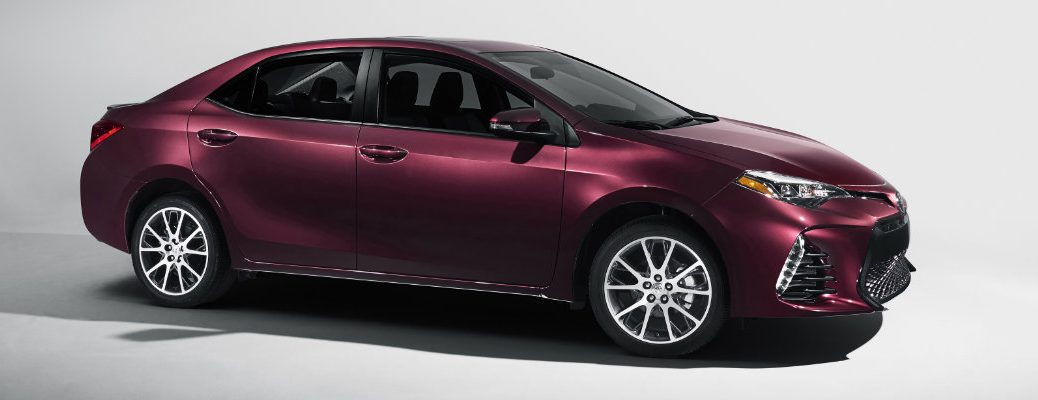 Toyota Corolla 50th Anniversary Special Edition features