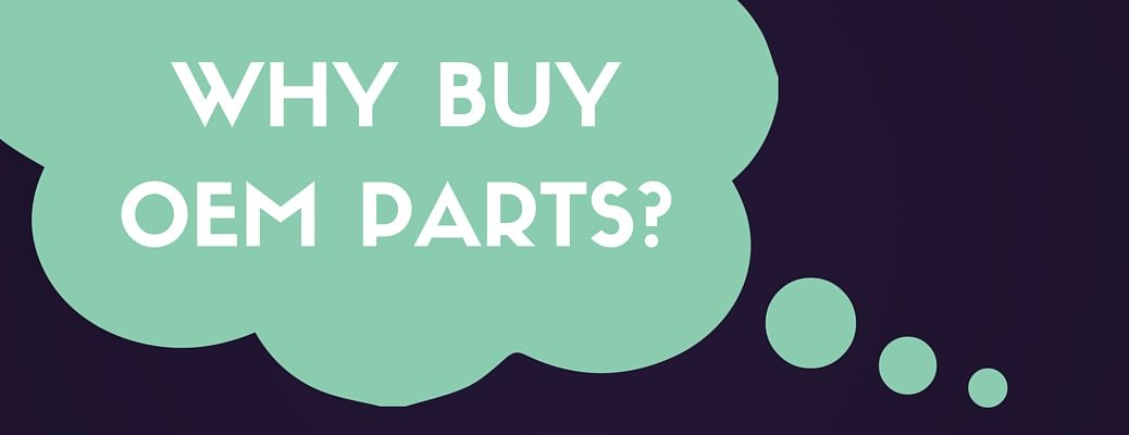 Why is it important to buy genuine Toyota parts