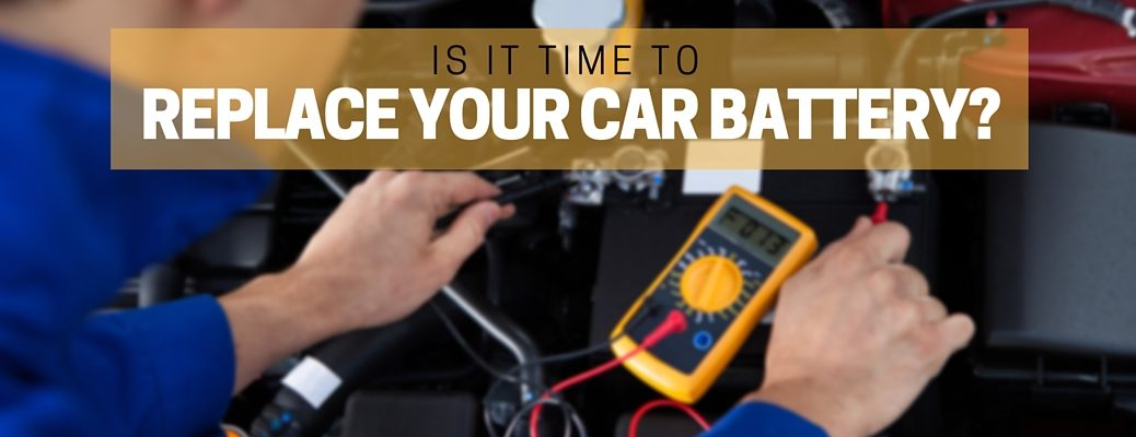 when to replace your Toyota battery