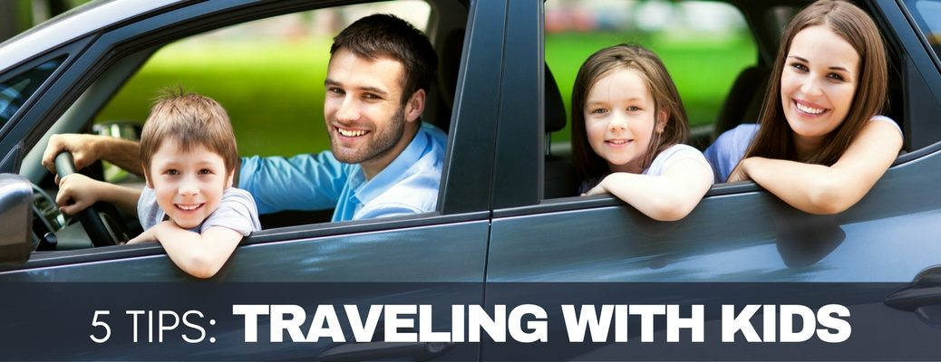 5 tips for car travel with kids