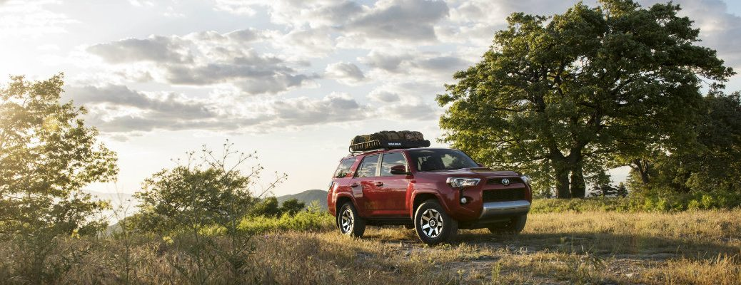 2017 Toyota 4Runner new features