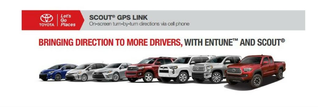 How to Set Up Scout GPS Link in your Toyota Vehicle