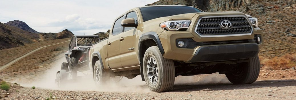 Can the 2017 Toyota Tacoma Go Off-Road?