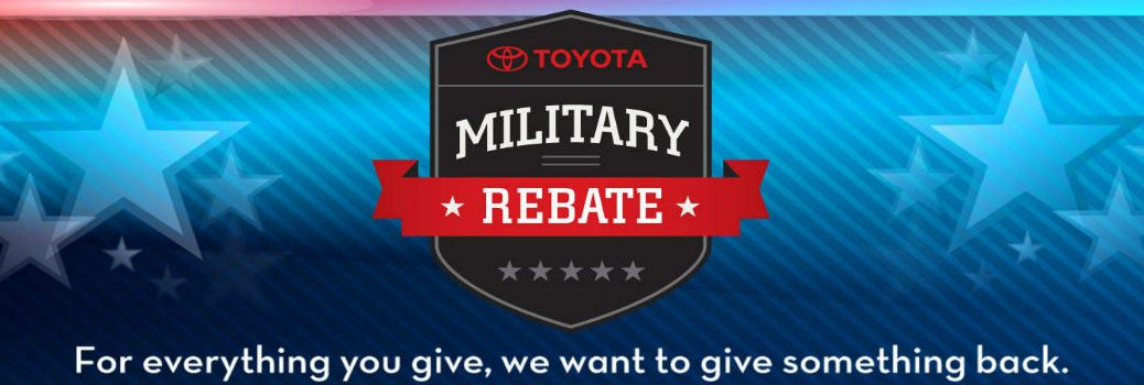 Toyota Military Discount in Vacaville CA
