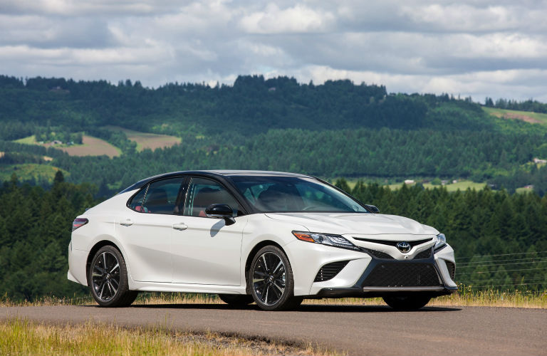 What's new with the 2018 Toyota Camry?