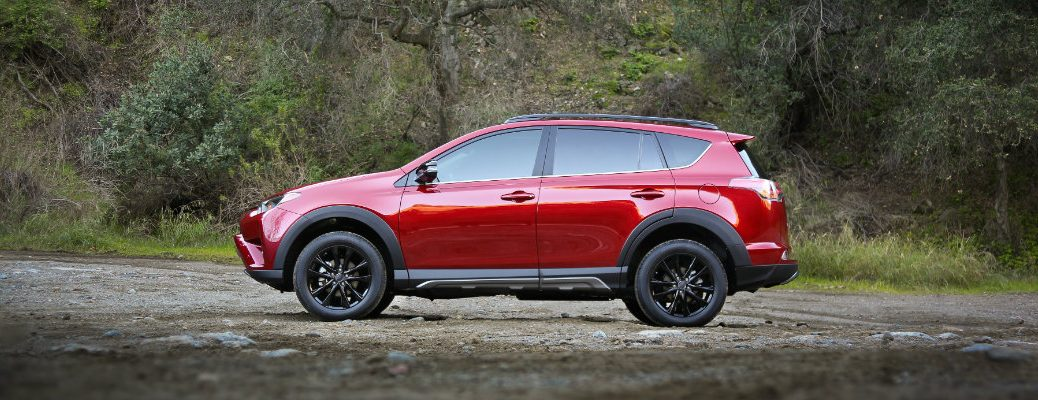 2018 Toyota RAV4 Adventure design and features