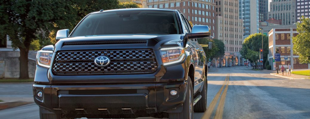 Towing Capacity and Performance of the 2018 Toyota Tundra Exterior