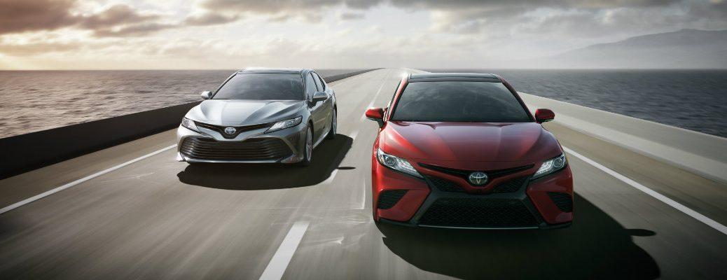 2018 Toyota Camry commercial gallery