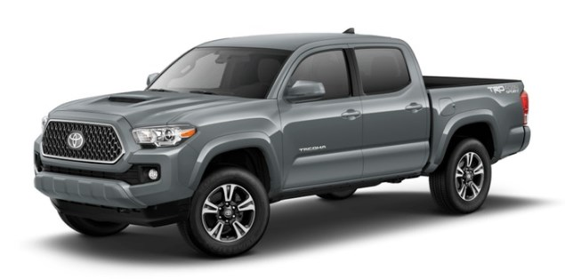 2018-Toyota-Tacoma-in-Cement-gray