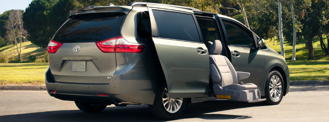 What is the Toyota Sienna Auto Access Seat?