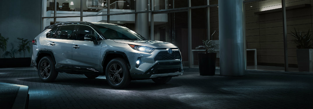 New 2019 Toyota RAV4 takes in-car technology to the next level