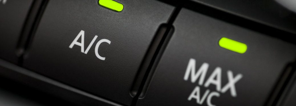 car-ac-and-max-ac-buttons-with-green-lights