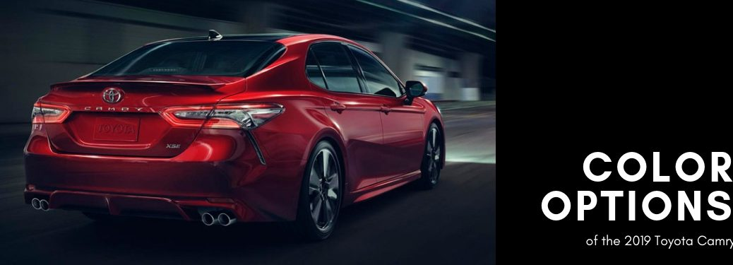 rear-view-of-red-Camry-with-color-options-of-the-2019-Toyota-Camry-title