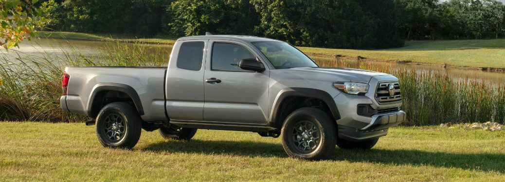 2019-Toyota-Tacoma-SX-Package-parked-in-open-field
